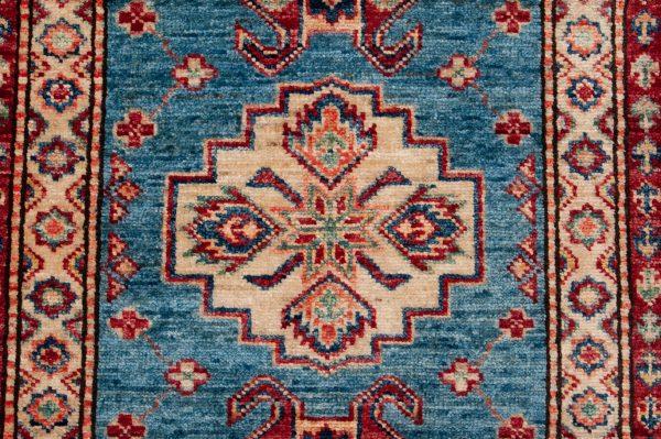 Tappeto-Afgano-Kazak-Gold-94x57cm-Dettaglio
