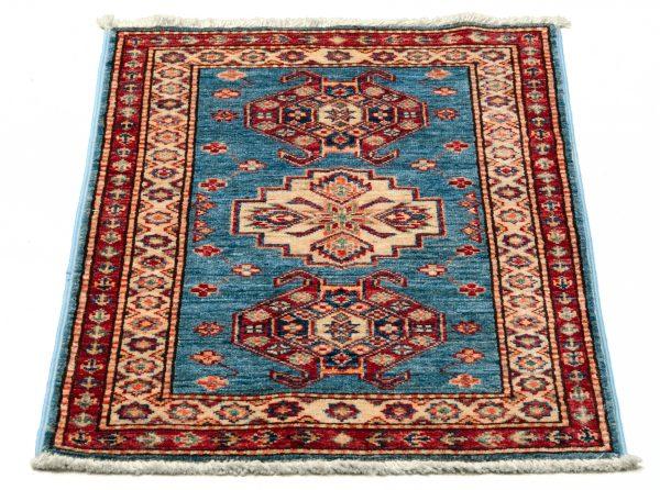 Tappeto-Afgano-Kazak-Gold-94x57cm-Prospettiva