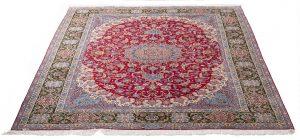 tappeto Persiano Isfahan Prospettiva
