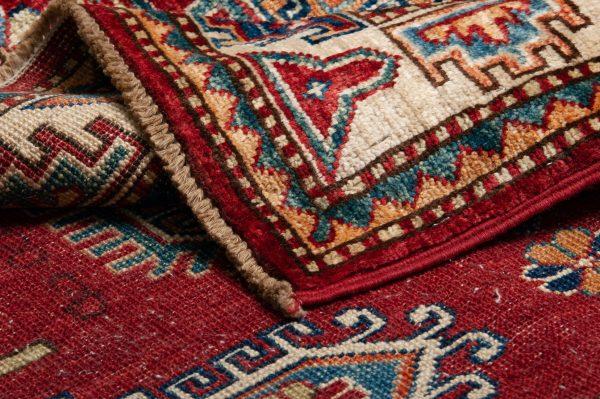 Tappeto-Afgano-Kazak-Super-147x99cm-Dettaglio