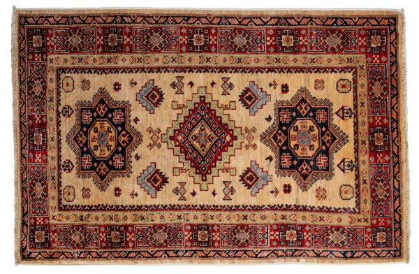 Tappeto-Afgano-Kazak-Super-153x100cm-Alto