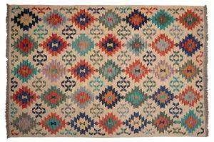 Tappeto-Afgano-Kilim-297x202cm-Alto