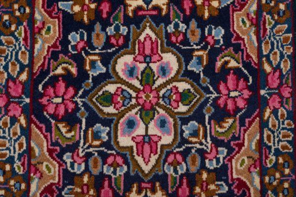 Tappeto-Persiano-Kerman-108x58-cm-Dettaglio