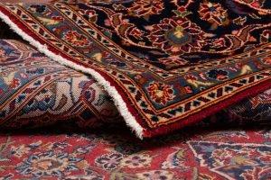 Tappeto-Persiano-Kashan-prospettiva