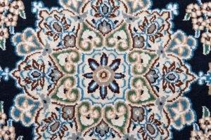 Tappeto-Persiano-Nain-9-Capi-90x60-cm-Dettaglio
