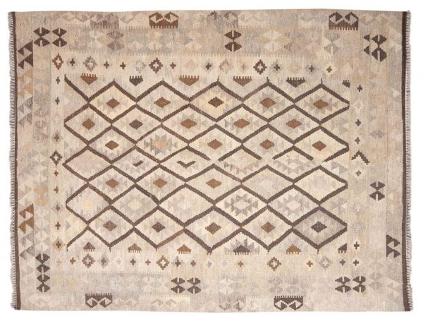 Tappeto-Afgano-KIlim-200x156cm-Alto