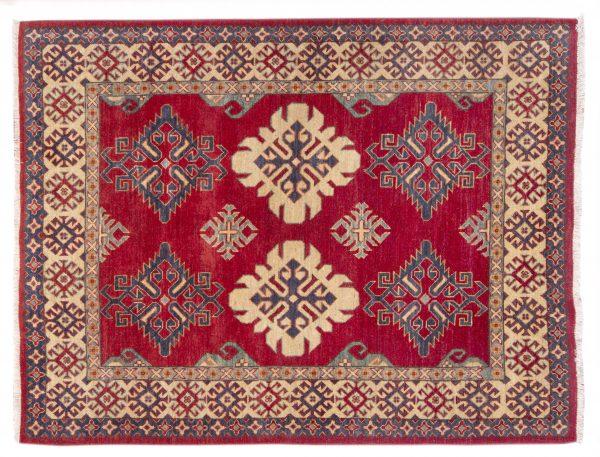Tappeto-Afgano-Uzbek-200x153cm-Alto