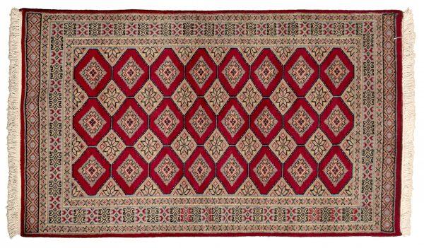 271585 Tappeto Pakistan Kashmir 155x92cm Alto