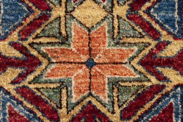 FZ-4562-Tappeto-Afgano-Kazak-220x180cm-Dettaglio