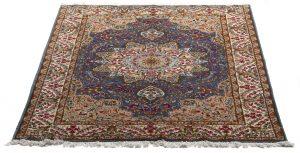 Tappeto Persiano Kerman 250x147cm Prospettiva